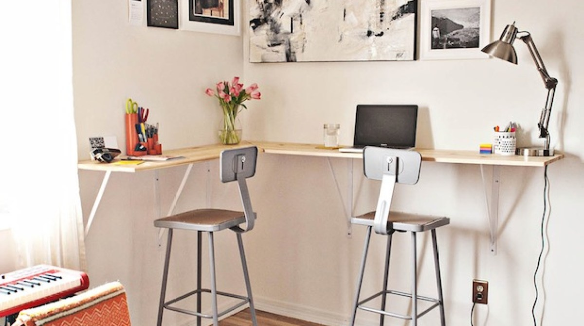 Office Inspiration: Building a Standing Desk