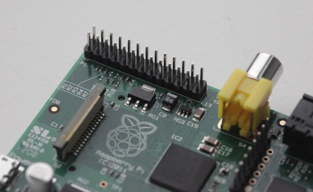 Raspberry Pi GPIO Pins and Python   Make: