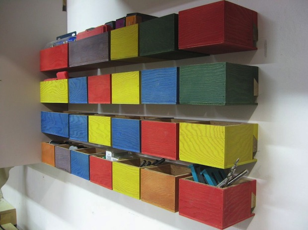 How-To: Wooden Hardware and Tool Storage Bins
