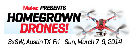 Drone Flyers in Austin: Fly With Us at SXSW This Weekend