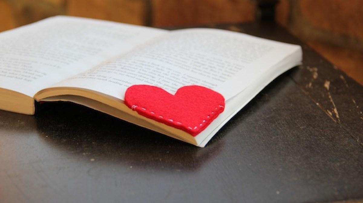 how-to: felt corner bookmarks | make: