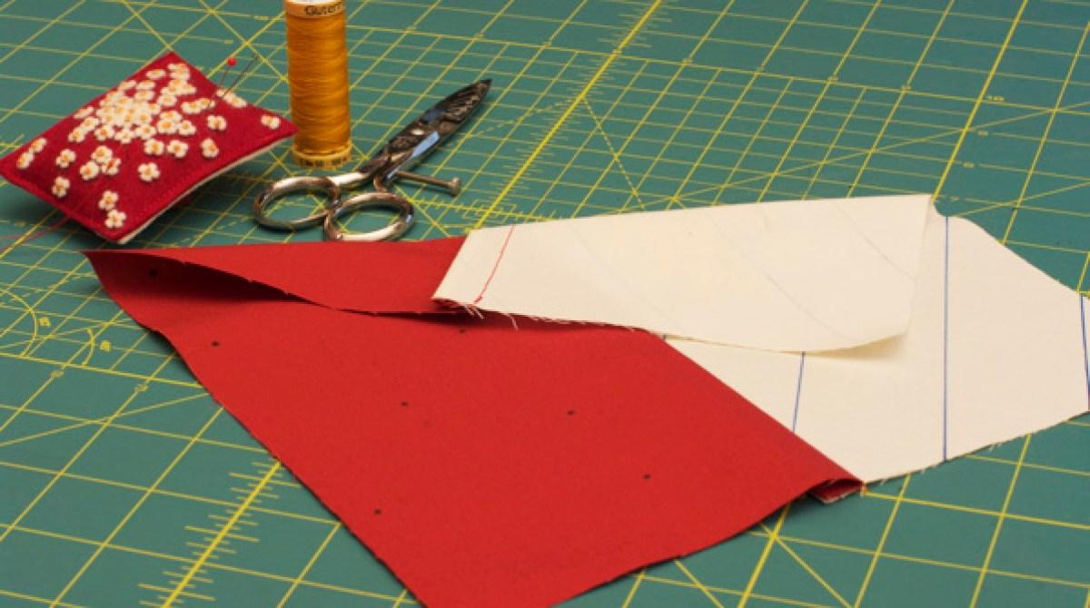Flashback: Sewing 101: French Seams