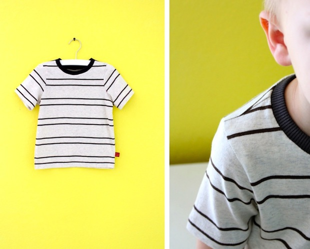 Sewing for Kids: Basic T-Shirt