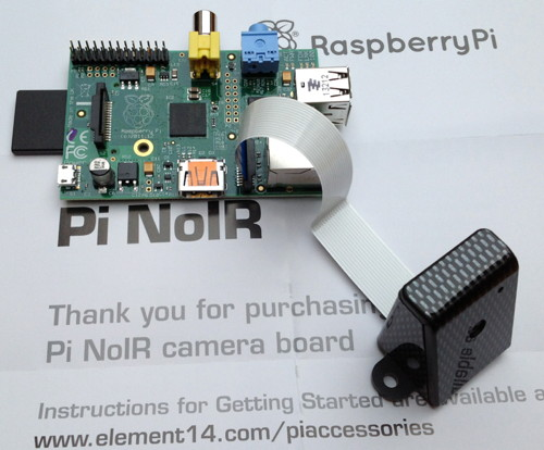 Long-Range Wireless Broadcasts: Raspberry Pi Slow Scan Television