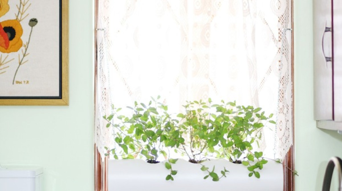 How-To: Floating PVC Window Planter