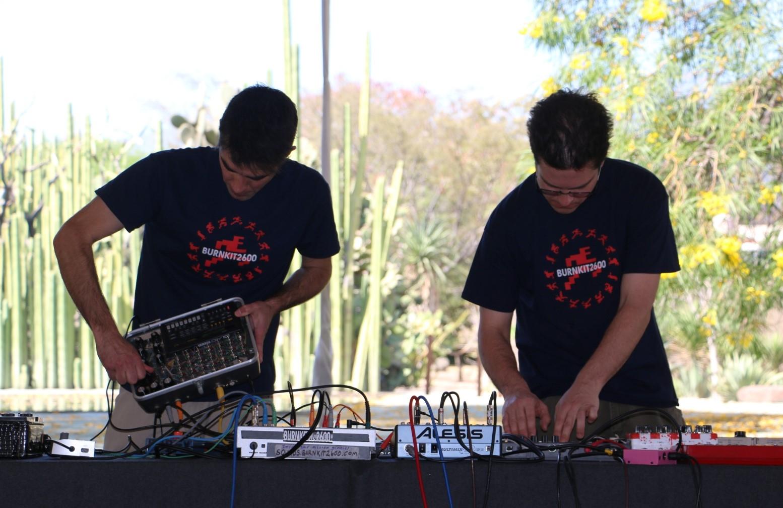 Impressions of the Oaxaca Mini Maker Faire