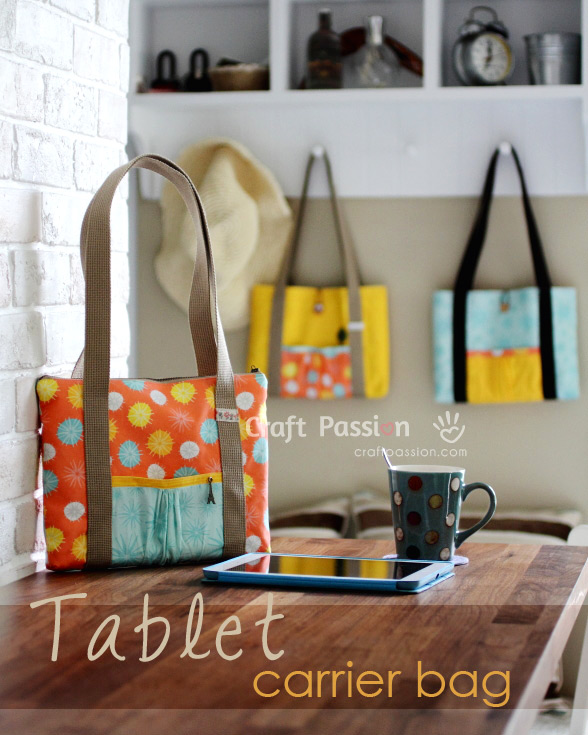 How-To: Tablet Carrier Bag