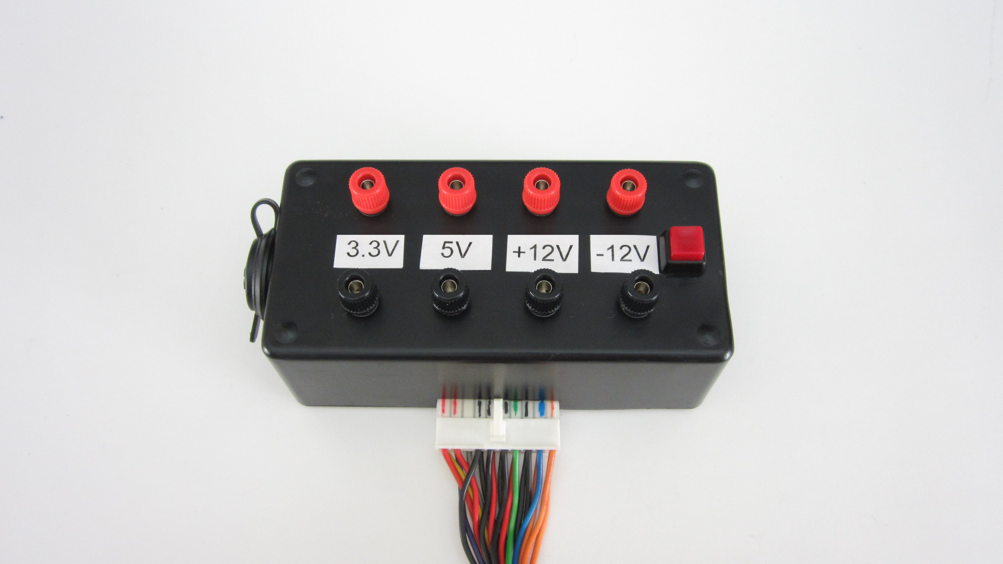 turn a computer power supply into bench power make