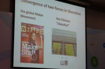 """Lyn Jeffrey looked at the Maker Movement and """"Shanzai"""" in Shenzhen."""
