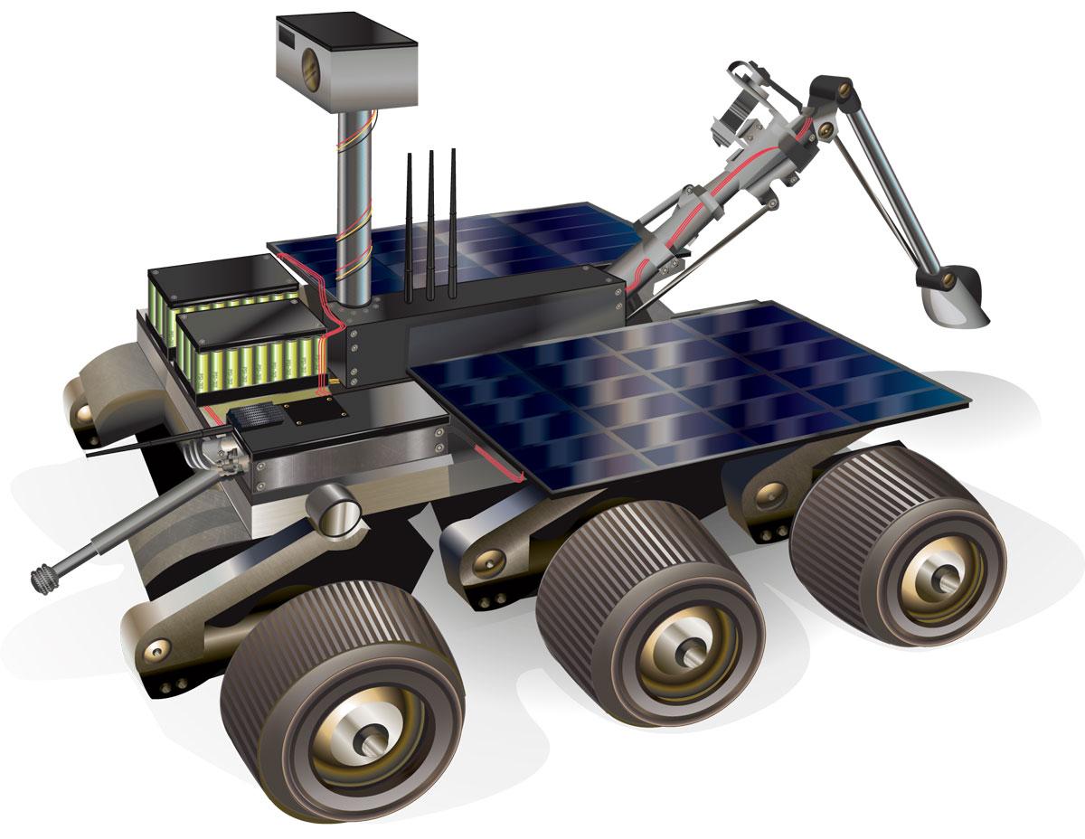 Mars-Bot: Adding Science to Robotics