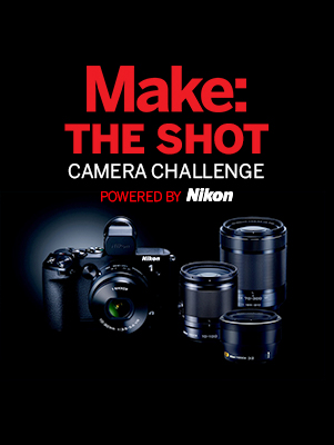 Make: The Shot—Last Chance to Vote for Your Favorite Camera Project
