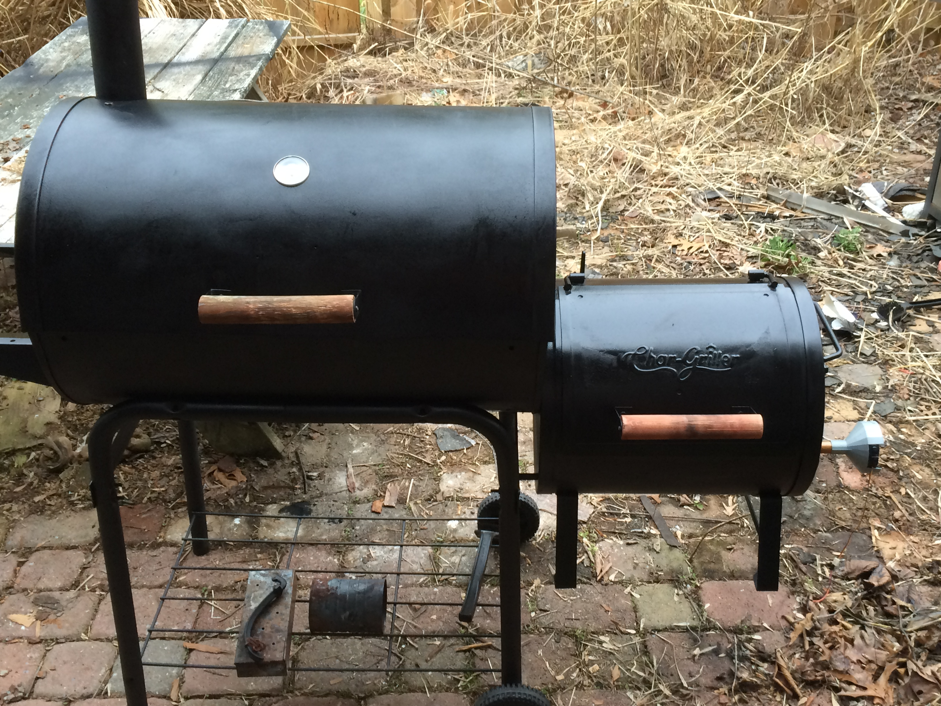 Smart Smoker, the Better Barbecue