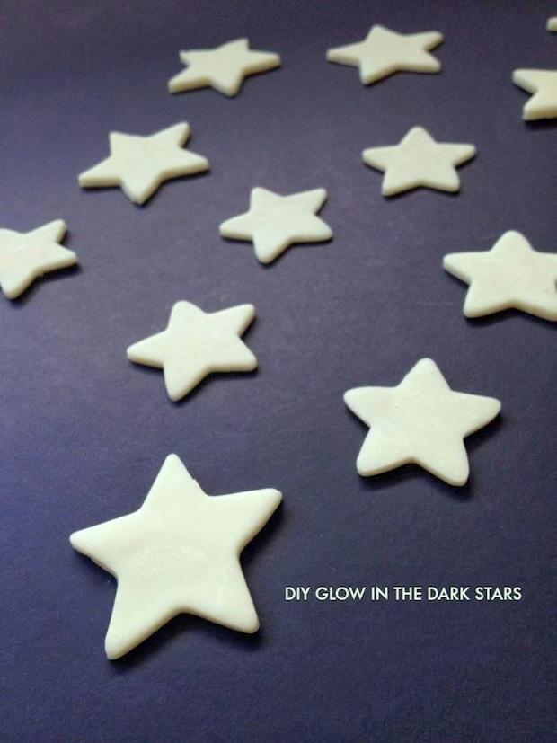 How-To: DIY Glow-in-the-Dark Stars