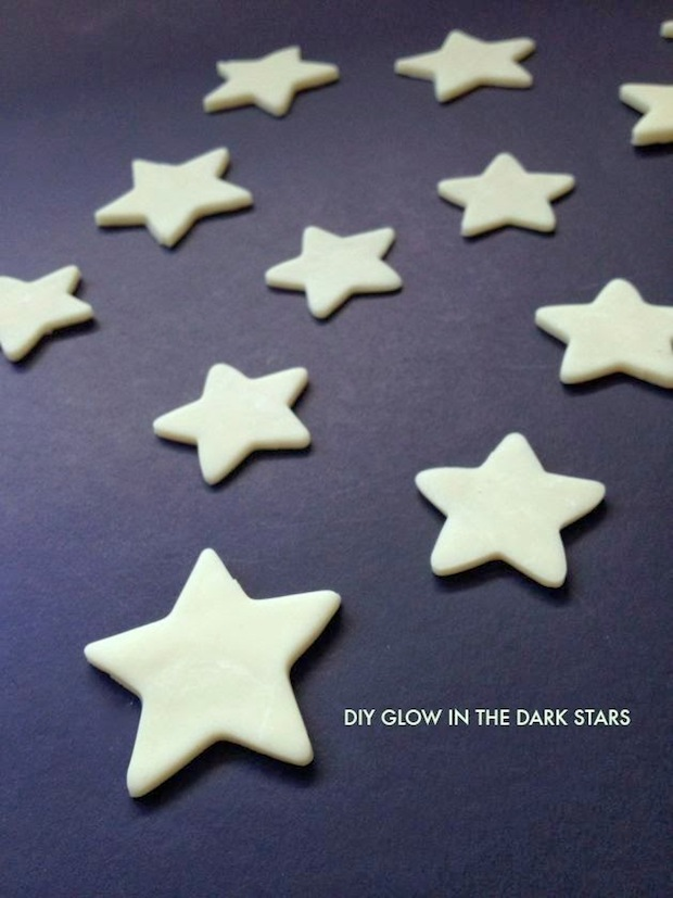 How-To: DIY Glow-in-the-Dark Stars