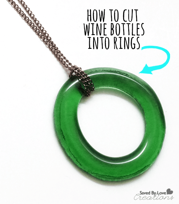 How-To: Cut Wine Bottles into Rings