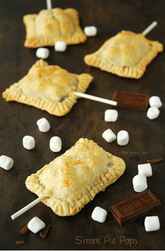 How-To: S'more Pie Pops