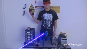 Attacknid with Death Ray Laser by StyroPyro