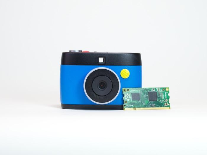 OTTO, The Raspberry Pi Hackable GIF Camera