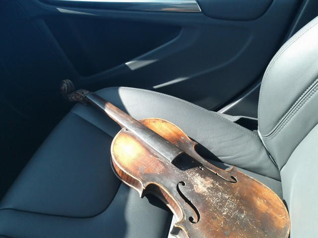 Reviving an Heirloom Violin With 3D Printing