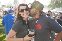 Make's most irresistible couple Miranda and Em enjoying a beer and more.
