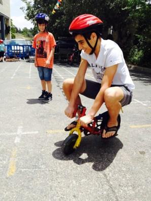 Bicycle1 (Medium)