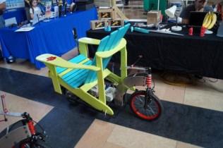 Adarondac scooter