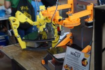 reprap simpson and wally