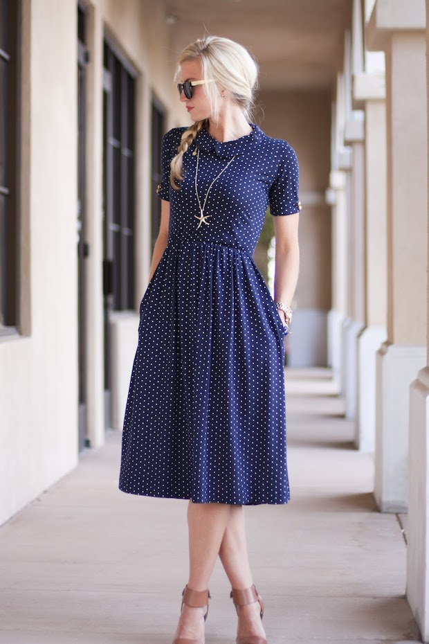 Summer Wardrobe: Day Date Dress