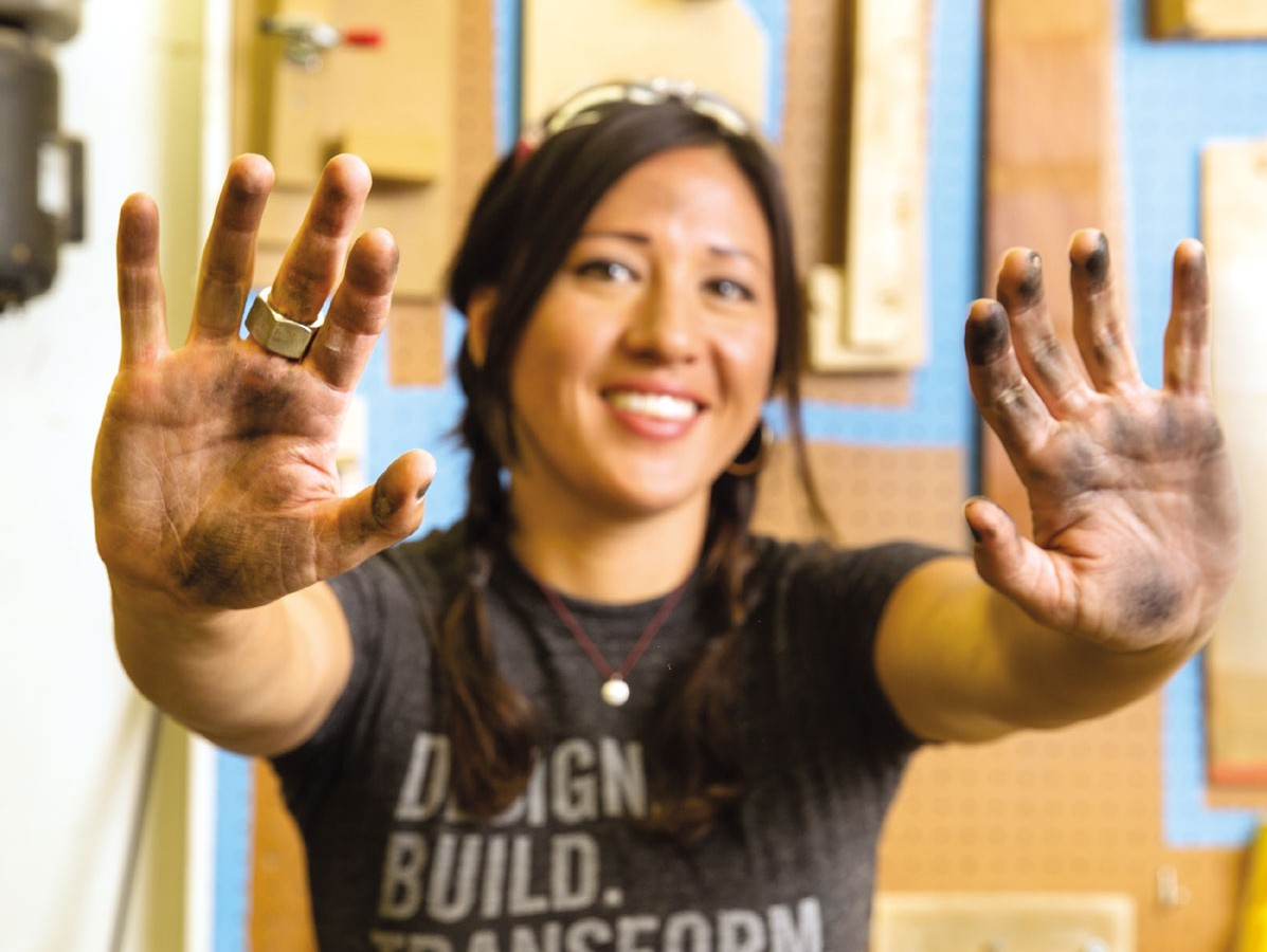 Audacious by Design: Project H Reinvents Hands-On Learning