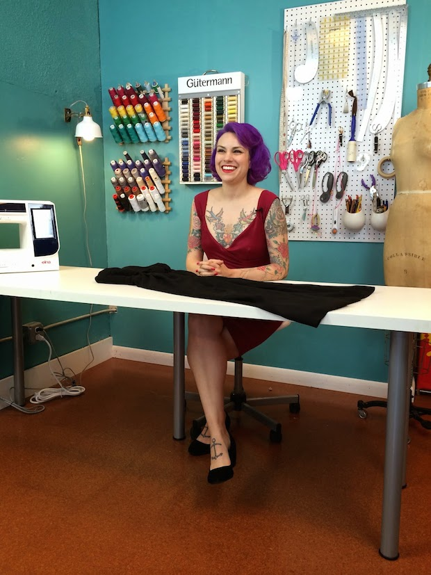 Gertie's Sewing Show