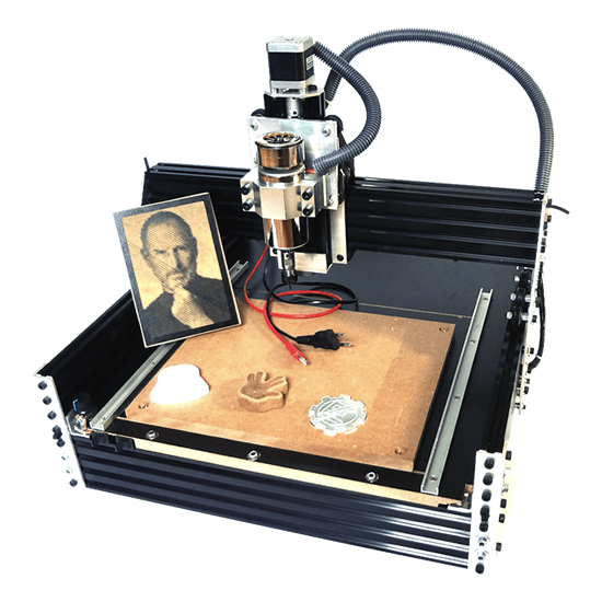 Affordable CNCs For Brazilian Makers: The Protoptimus CNC Router