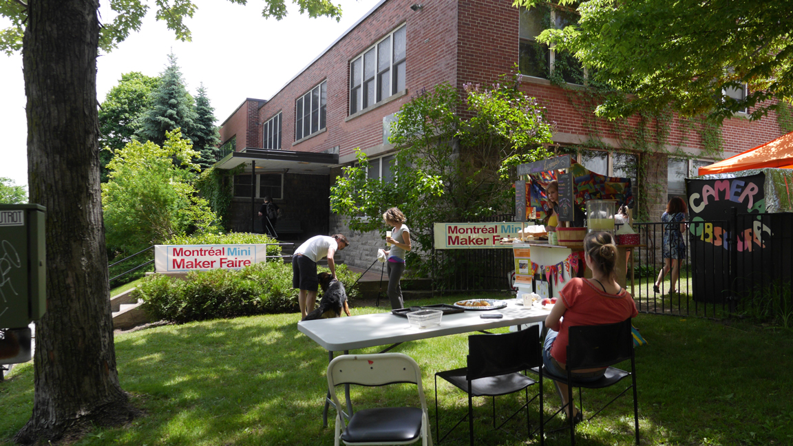 Montreal Mini Maker Faire finds a great new home