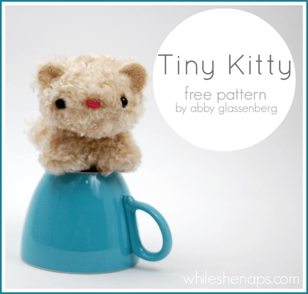 How-To: Tiny Kitty Plush