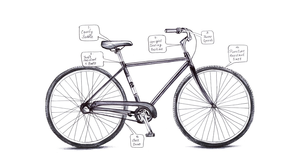 This Mechanic Is Making the Ultimate Commuter Bike for Everyone