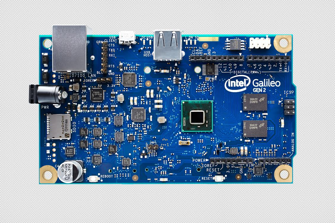 Intel Announces 2nd Generation Galileo Development Board