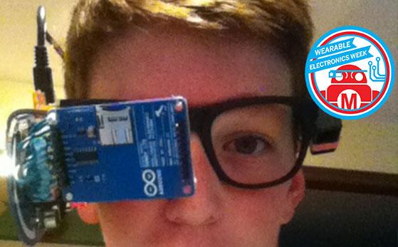 "DIY ""Google Glass"""