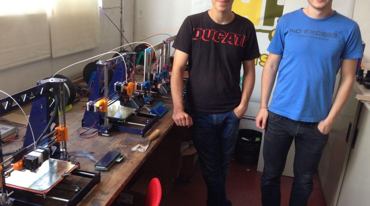 Makers Rising in Zorrozaurre