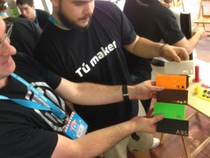 Basque country's TuMaker.com designed their printers to use as many filament types as possible