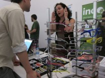 Face scanner for custom 3dprinted eyewear prototype by indo