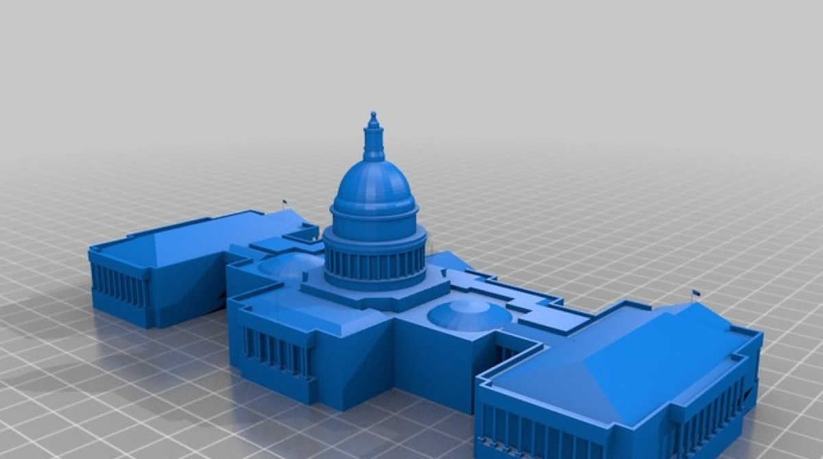The Scramble To Build Thingiverse gov is On! | Make: