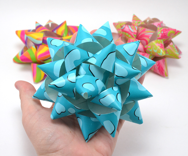 How-To: DIY Paper Gift Bows