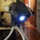 Forget Your Fancy Tools. Awesome War Of The Worlds Tripod Lamp for $30