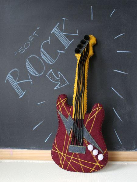 "Flashback: ""Soft"" Rock Guitar"
