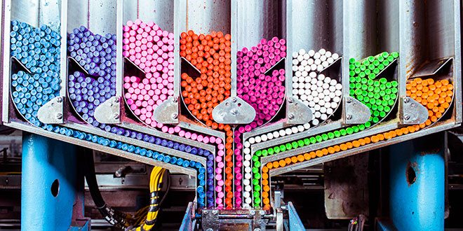 How Crayola Crayons Are Made