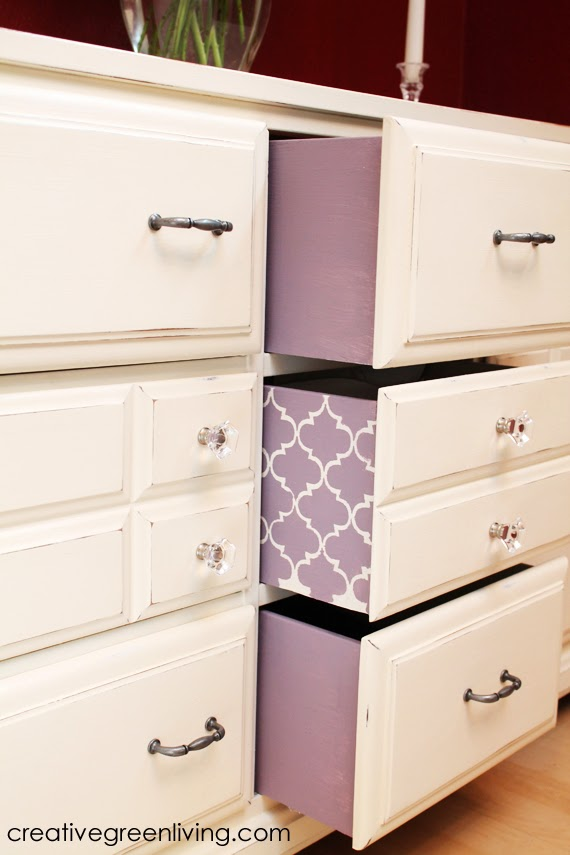 How-To: Dresser to Sideboard Makeover