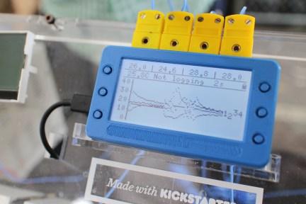 The Pax Instruments T400 Temperature Logger