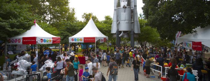 Live from New York: The Day Before World Maker Faire
