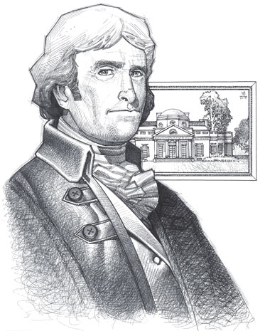 Thomas Jefferson: Maker-in-Chief