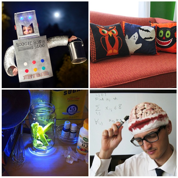CRAFT Halloween: 10 Awesomely Spooky Fright Night Tutorials