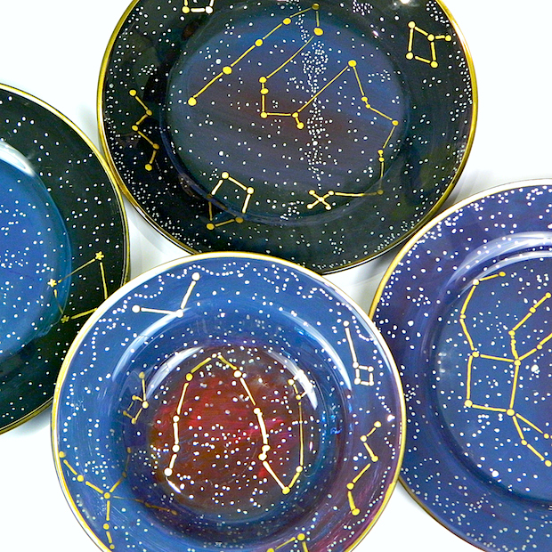 How-To: DIY Constellation Dishes